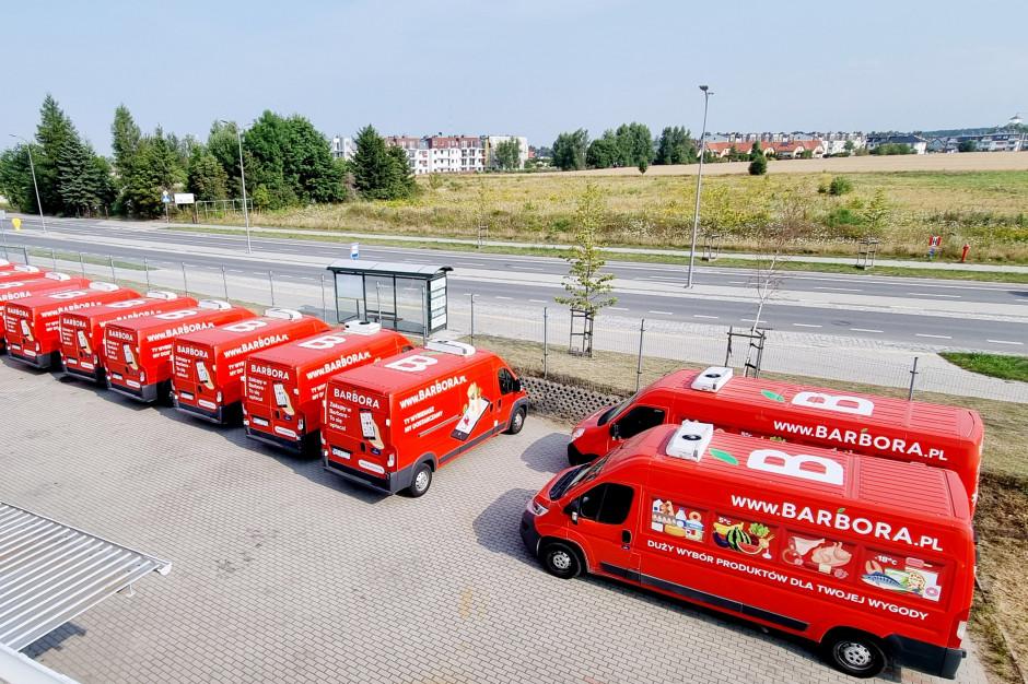 Barbora już sprzedaje w Łodzi