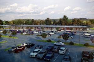 Rank Progress sprzedał park handlowy za 4 mln euro