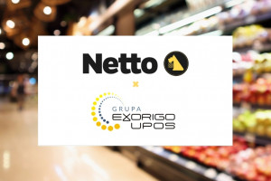 Exorigo-Upos pomaga w cyfrowej migracji sklepów Tesco do Netto