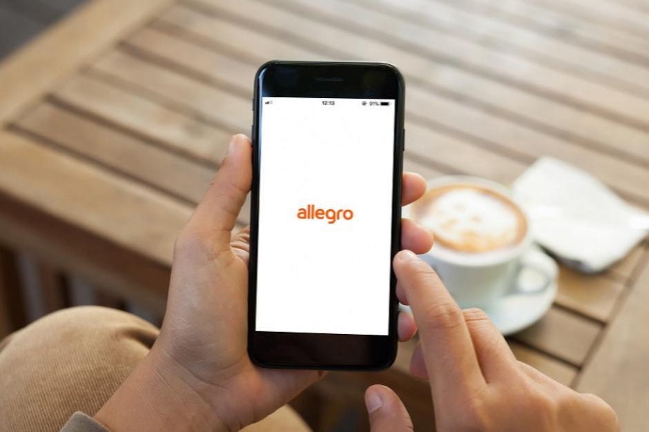 Allegro z dużym wzrostem przychodów, mimo wysokiej bazy sprzed roku