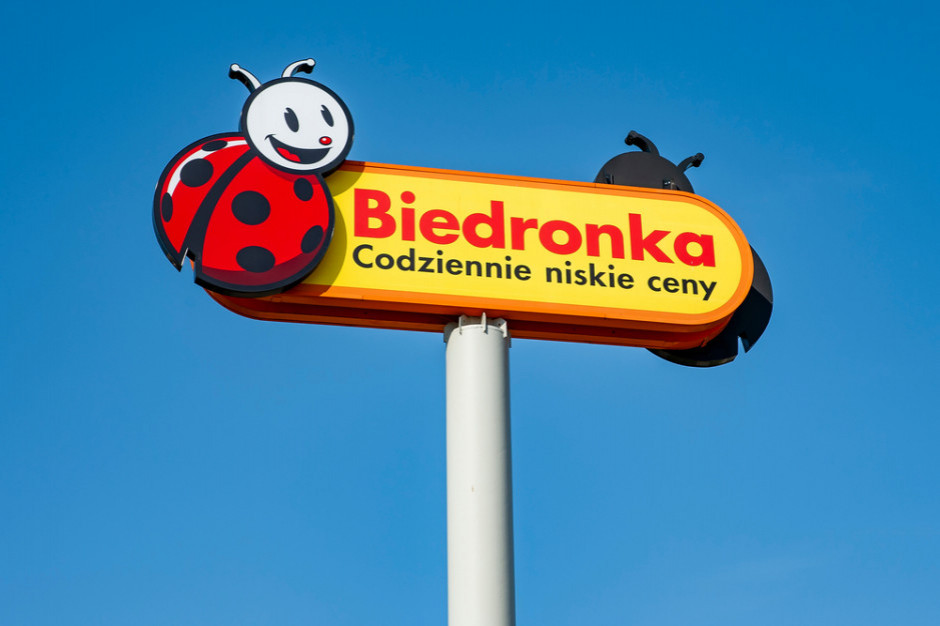 Europa docenia tylko kilka polskich marek - w tym Biedronkę