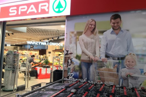 Sklep Piotr i Paweł w Luboniu zmienia szyld na SPAR