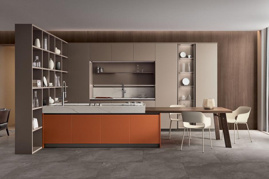 Salon mebli kuchennych Veneta Cucine wśród najemców Domoteki