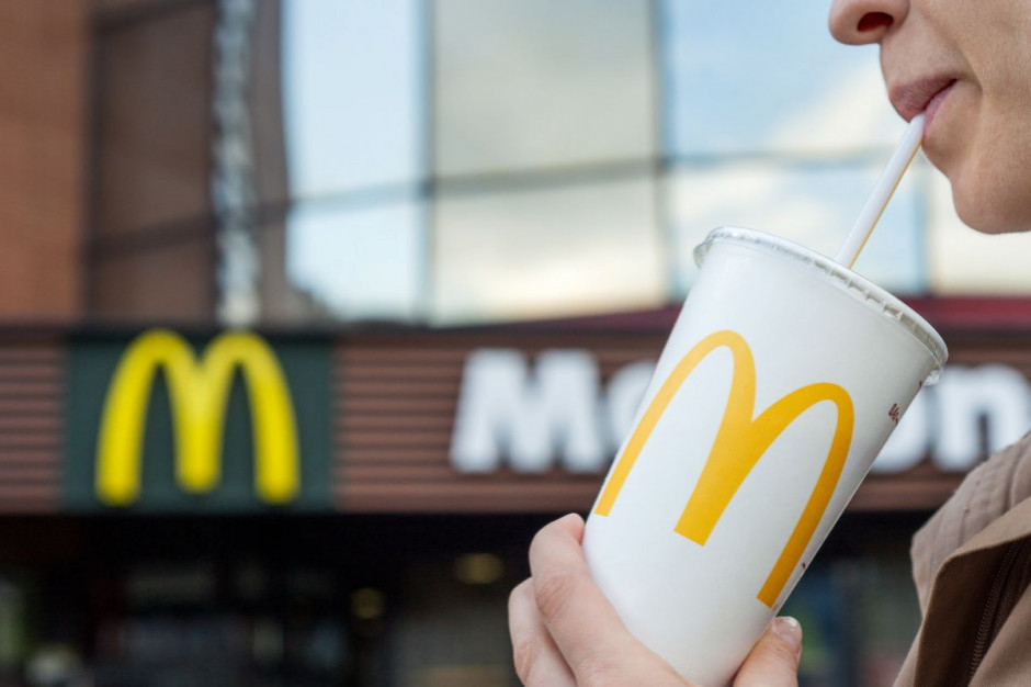W McDonald's w USA z obowiązkiem noszenia maseczek