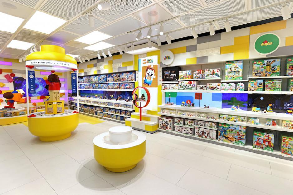 LEGO otworzyło drugi sklep w Polsce