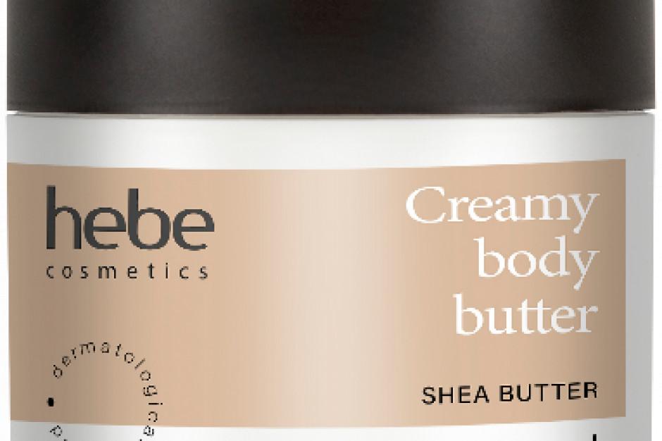 Hebe Cosmetics z nowymi produktami do ciała