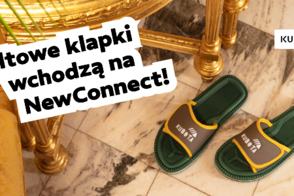 Marka Kubota wchodzi na NewConnect. Chce pozyskać 2,5 mln zł