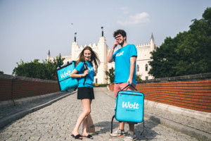 Wolt wchodzi do Lublina