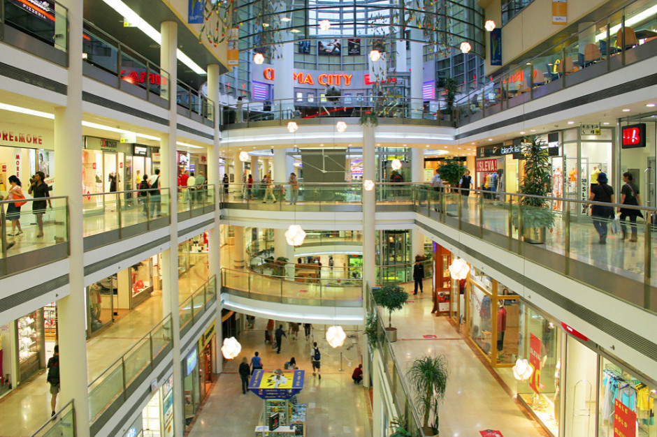PRCH: rośnie liczba odwiedzających galerie handlowe