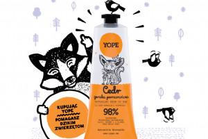 Yope i Superpharm we wspólnej akcji na rzecz zwierząt