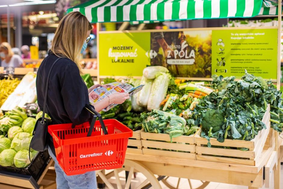 Carrefour Market zastąpił Piotra i Pawła w Starym Browarze