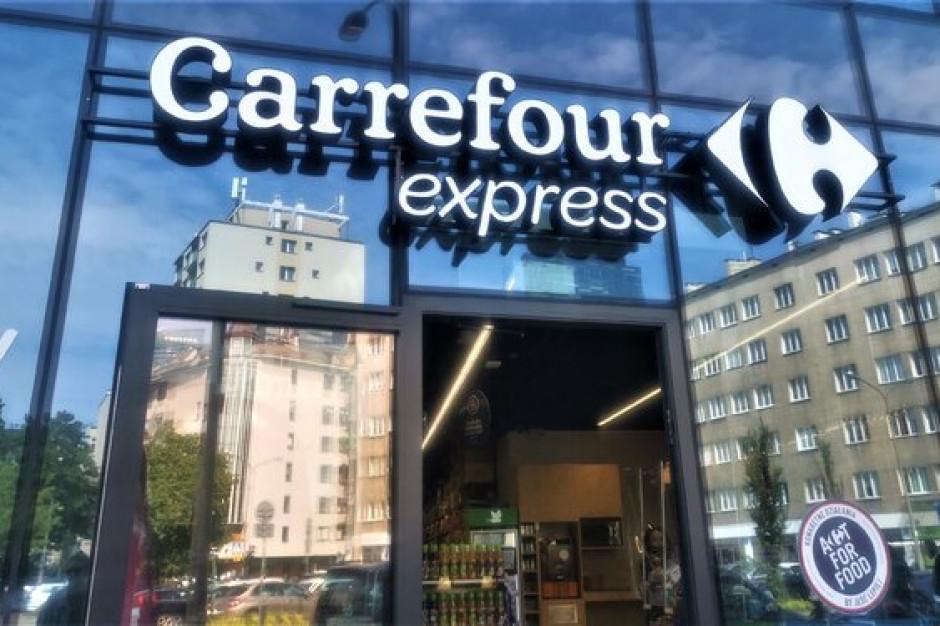Carrefour uruchomił w 7 miesięcy 52 sklepy convenience