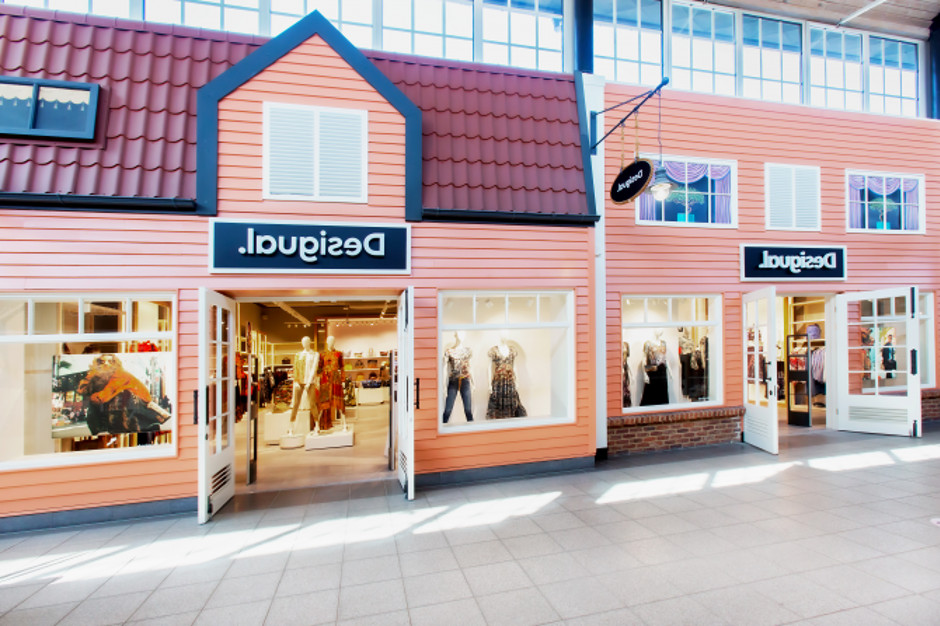 Desigual najemcą Designer Outlet Gdańsk