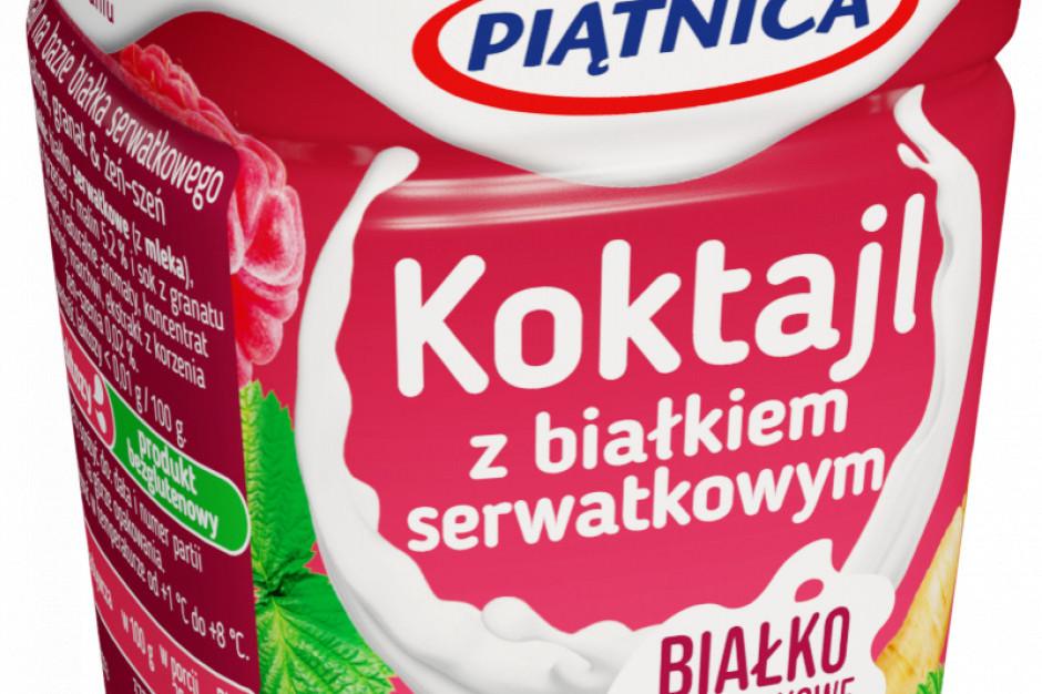 OSM Piątnica z kampanią Koktajli serwatkowych