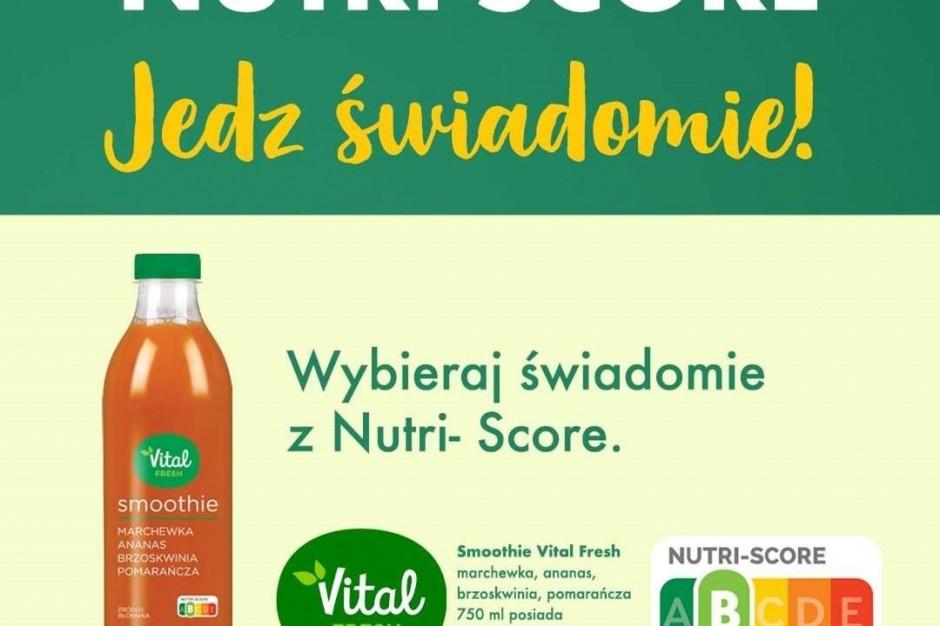 Biedronka wprowadza oznakowanie Nutri-Score