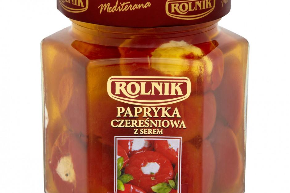Grecka Papryka czereśniowa z serem od firmy Rolnik