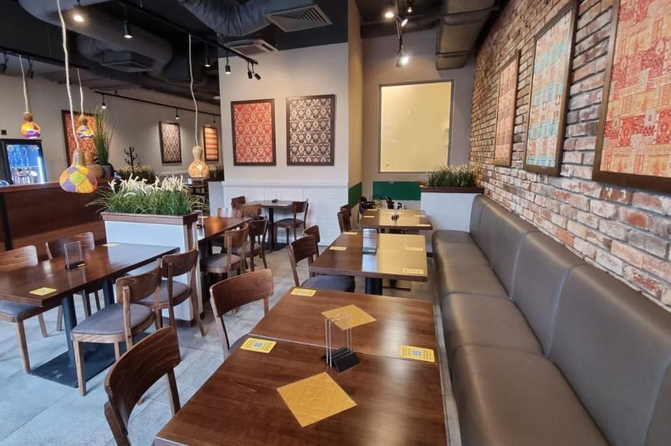 Sfinks otwiera restaurację w lokalizacji po Fabryce Pizzy