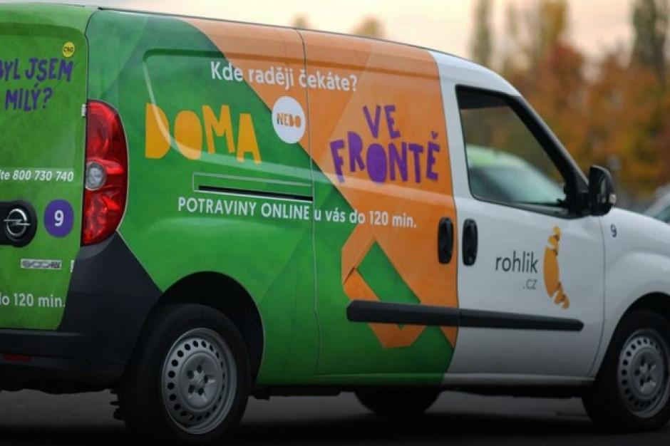 Czeski gracz e-grocery namiesza w Europie?