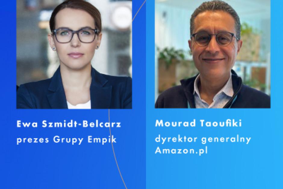 Prezes Grupy Empik i dyrektor generalny Amazon.pl gośćmi EEC 2021