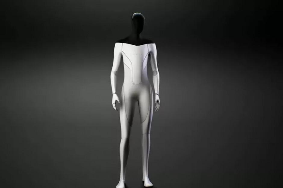 Tesla bedzie produkować humanoidalne roboty