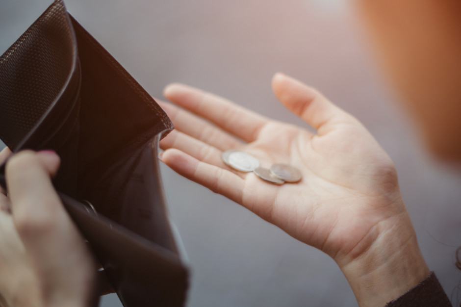 Wzrost cen poważnie uderza w zdrowie psychiczne Polaków