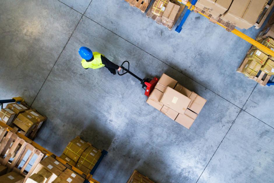Największy kontrakt na rynku magazynowym to DHL - Zalando