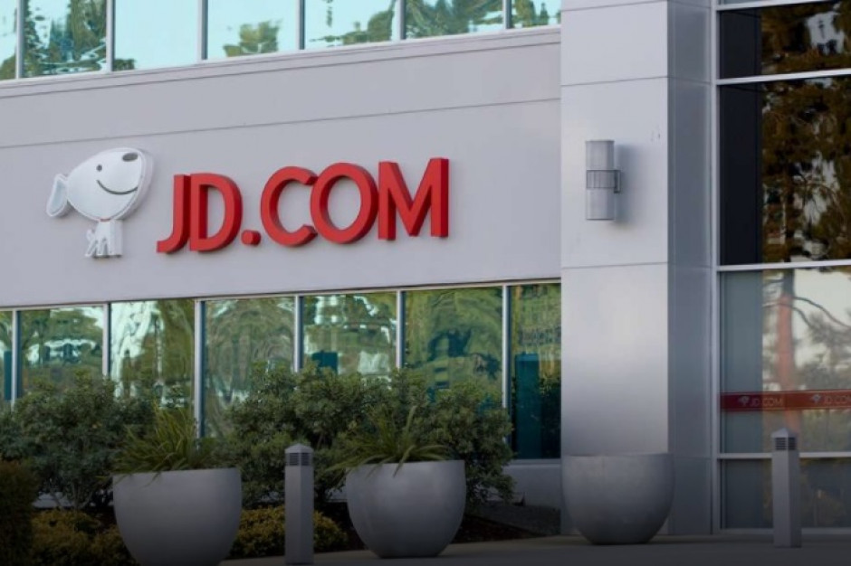 Zysk JD.com spadł o 95 proc.