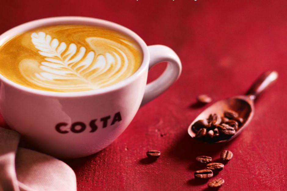 Coca-Cola przejmuje część biznesu Costa Coffee w Polsce