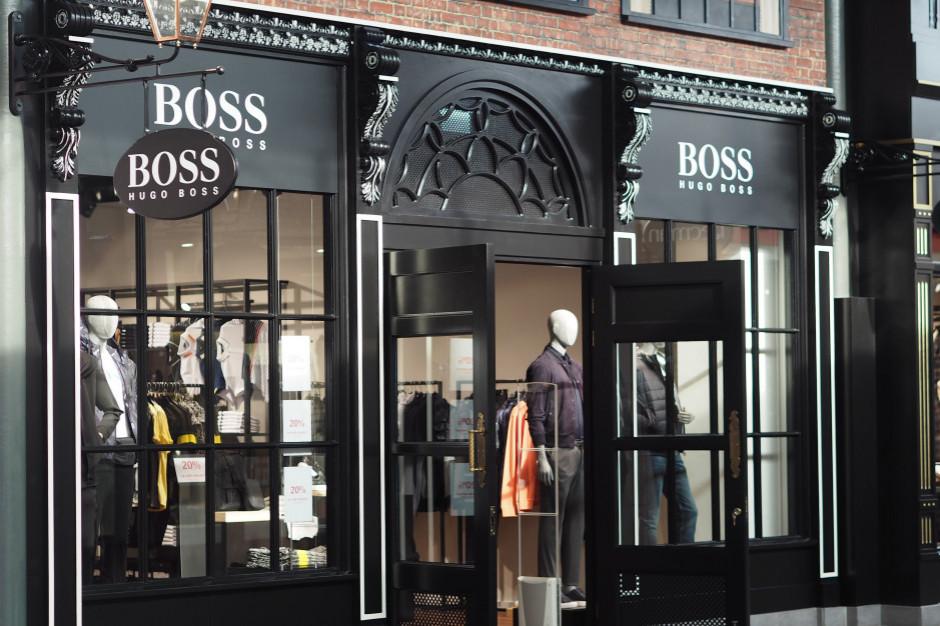 BOSS wynajął 600 mkw. w Designer Outlet Warszawa, a Lacoste powiększa salon