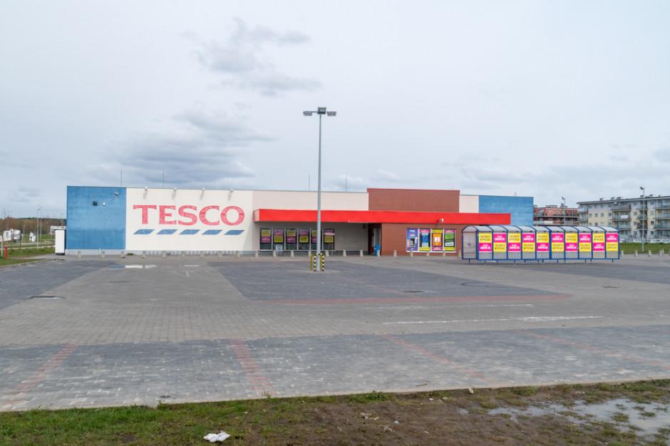 Lista kolejnych sklepów Tesco, które wytypowano do zamknięcia