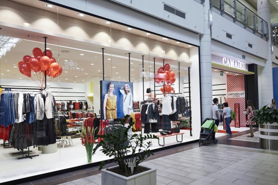 Klienci Camaïeu wymienią za duże lub za małe ubrania na nowe