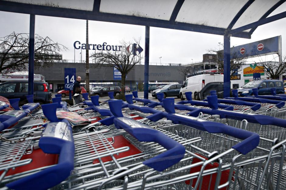Związkowcy ze sklepów Carrefour będą walczyć o wolne niedziele