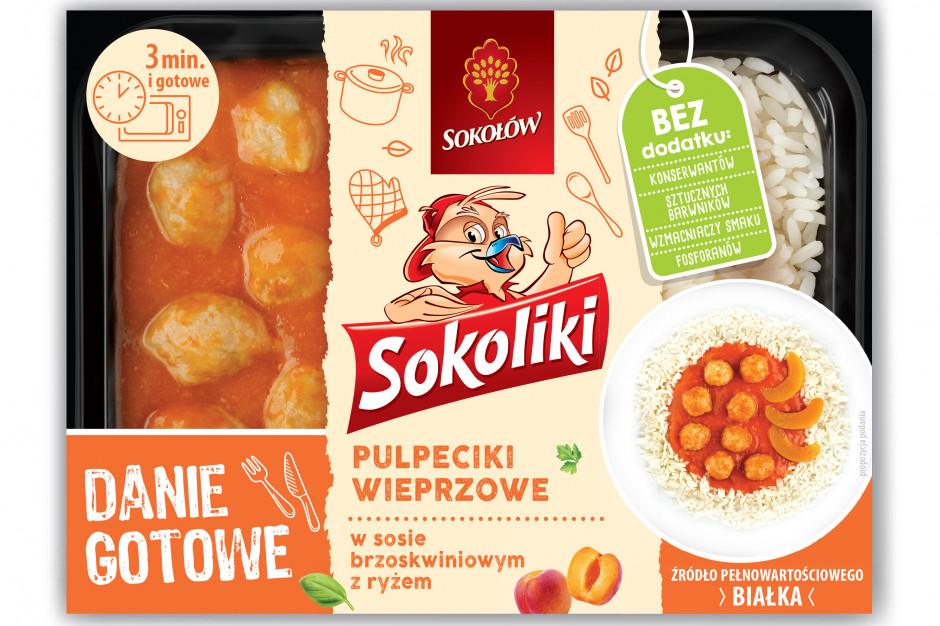 Nowość w linii Sokoliki – Dania Gotowe dla dzieci