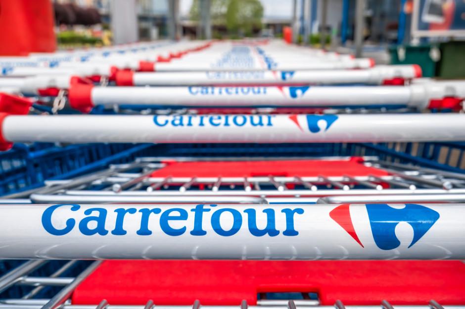 Carrefour ze zgodą UOKiK na Tesco w Suwałkach