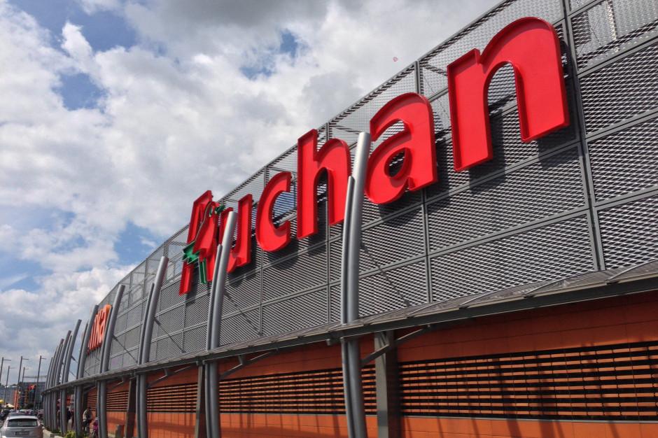 Internetowa sprzedaż Auchan Retail to już 7,4 proc. przychodów