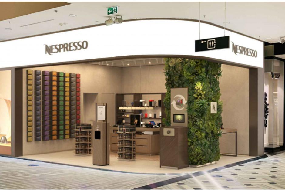 Butik Nespresso w Atrium Promenada