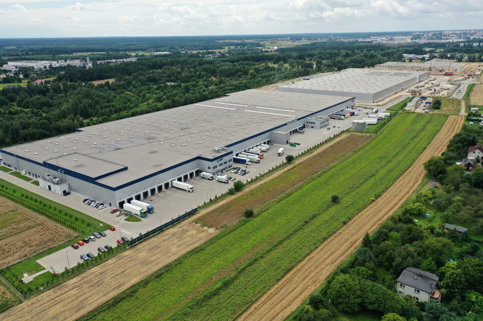 Grupa Nodium powiększy powierzchnię magazynową w Panattoni Park Tychy