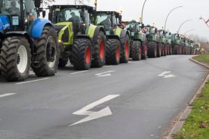Polacy popierają protesty AgroUnii