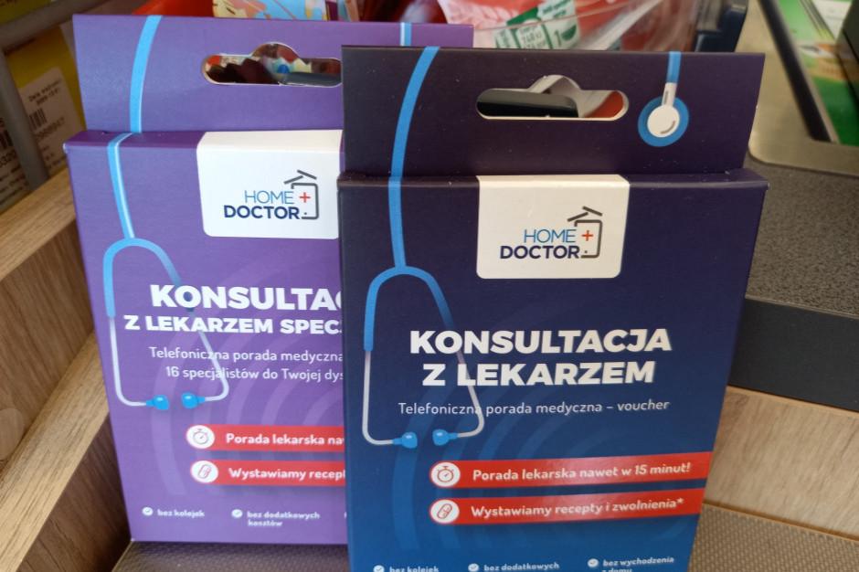 Żabka wprowadza vouchery na telekonsultację lekarską