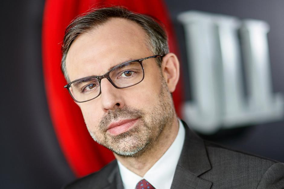 Paweł Sztejter wchodzi do zarządu JLL w Polsce