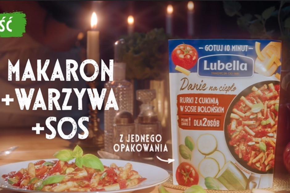 Nowa kampania Lubella Danie na ciepło