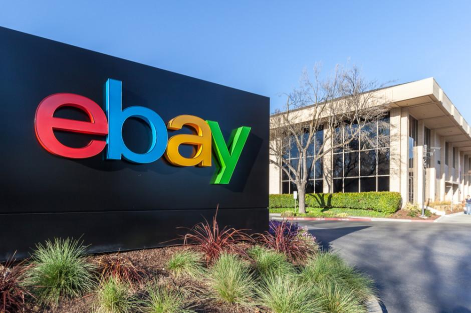 Pozycja eBay słabnie, jedynie 159 mln aktywnych kupujących