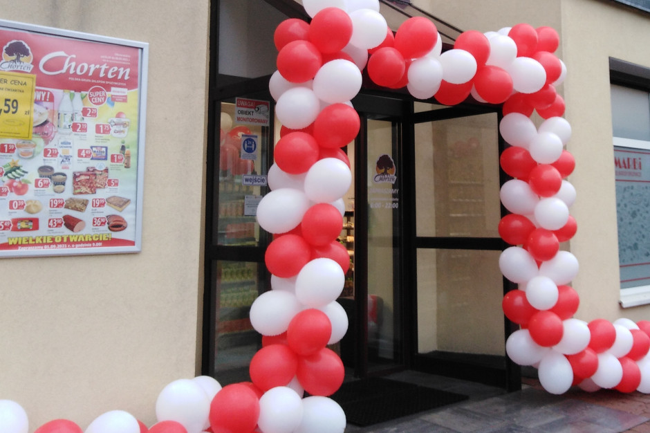 Chorten otwiera sklep w Wołominie