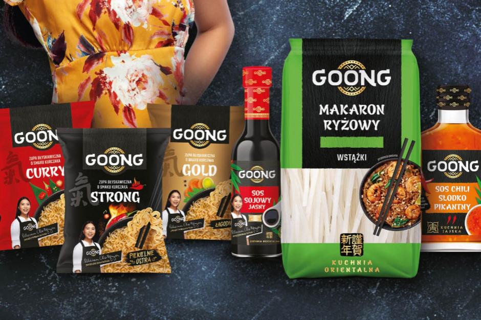 Pamapol sponsorem esportu, Promuje markę Gong