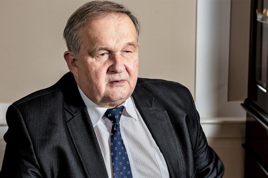 Faliński: Majstrowanie przy zakazie handlu doprowadzi do ograniczenia kapitału zagranicznego w Polsce