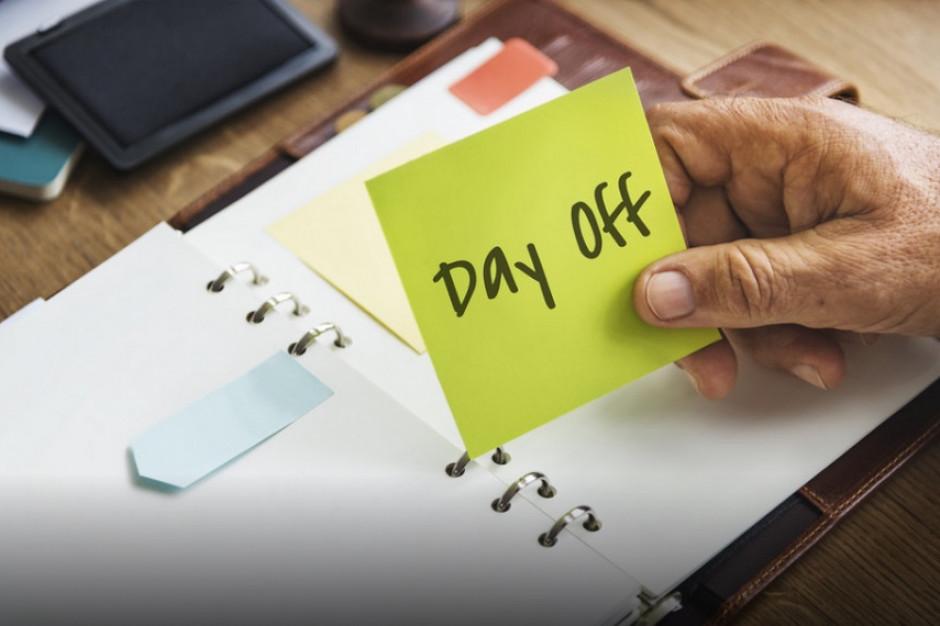 27 grudnia dniem wolnym od pracy?