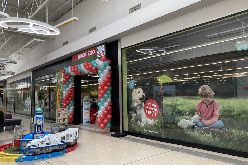 Maxi Zoo otworzył sklep w CH Auchan Gliwice