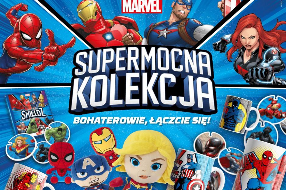 Bohaterowie Marvela na stacjach Circle K
