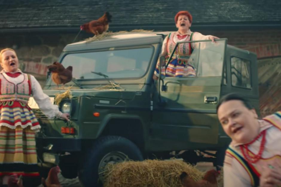 Reklama Lubella Koko Jambo królem internetu