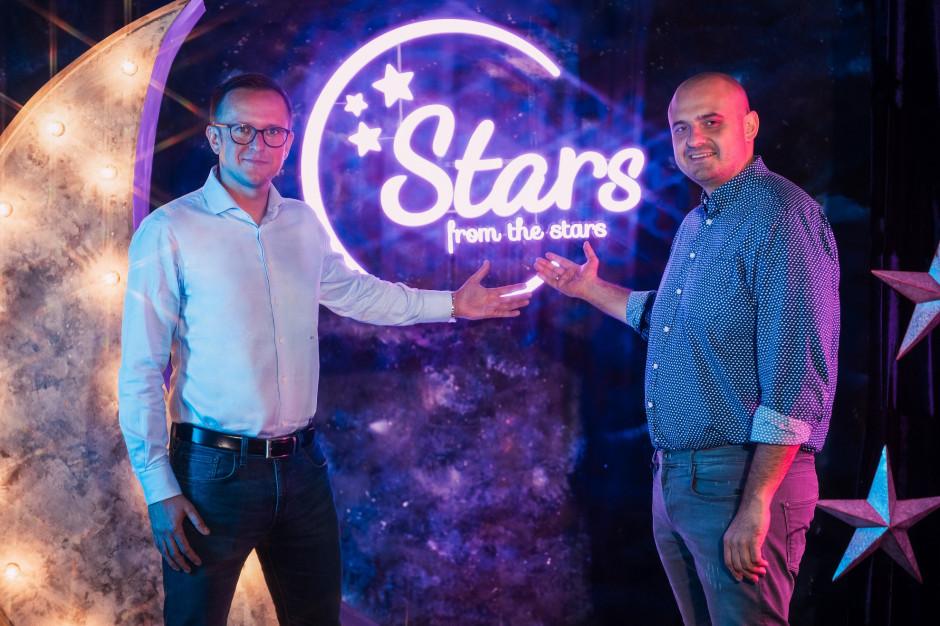 Stars.Space pozyskał 4,55 mln zł od inwestorów